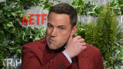 Ben Affleck Explains Why He Lied About His Back Tattoo Being