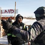 Indigenous Rail Blockades Could Become Flashpoint For Far-Right