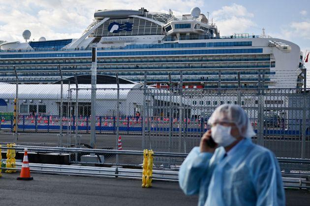 新型コロナ、日本の下船対応を海外メディアが批判【ダイヤモンド・プリンセス号】