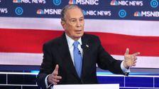 Bloomberg, Scheinbare Klima-Champion, Verteidigt Fossilen Brennstoff In Seiner Ersten Debatte