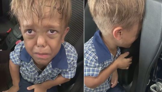 Mum Shares Heartbreaking Video Of 9-Year-Old Son Traumatised By