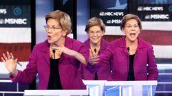 En grande forme, Elizabeth Warren n'a loupé personne pendant le débat