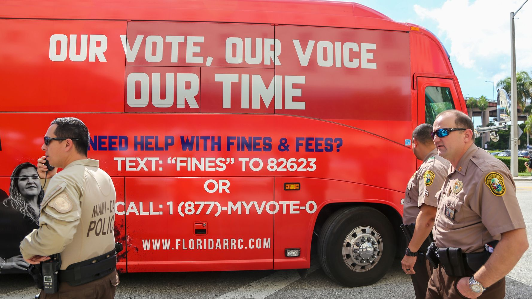 Florida Can't Stop Felons From Voting Over Unpaid Fines, Court Rules