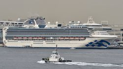 Coronavirus: mort de 2 passagers du Diamond Princess au large du