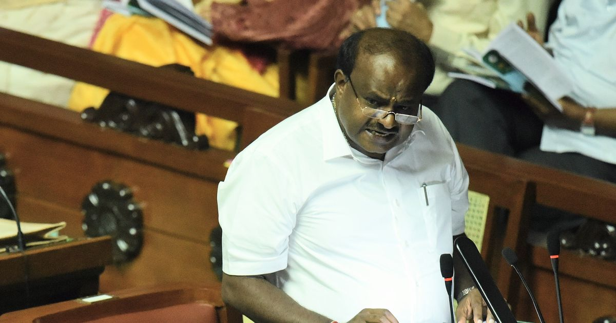 Kumaraswamy Reads Out Anti-NRC Poem, Which Led To Poet's Arrest