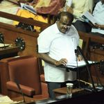 Kumaraswamy Questions Poet's Arrest By Reading His Anti-NRC Poem In