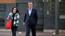 Joaquim Forn sale de prisión para trabajar como jurista en