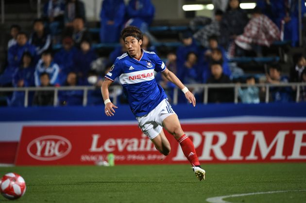 大津祐樹は所属する『横浜F・マリノス』J1連覇を目指す