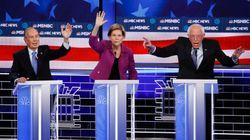Debate Δημοκρατικών: Όλοι εναντίον Μπλούμπεργκ (και