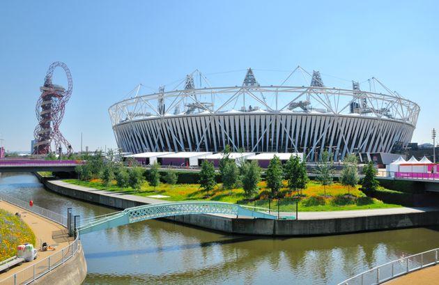 2012年ロンドン大会のスタジアム