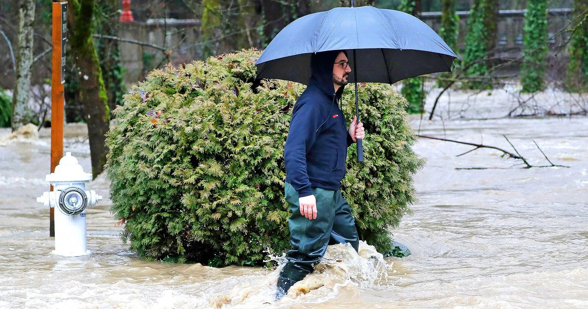 Is Flooding The New Normal In Britain?