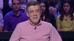 Jero reaparece en 'Quién quiere ser millonario' y recuerda su primera experiencia en un concurso: no salió