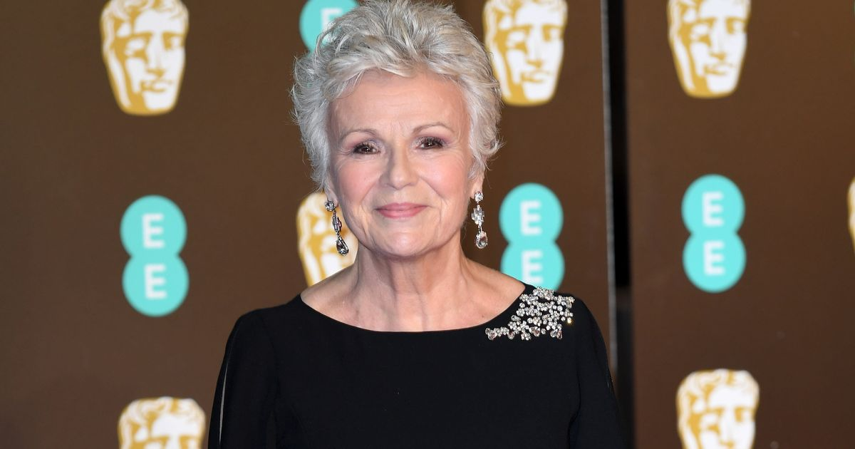 Dame Julie Walters Reveals Shock At Bowel Cancer Diagnosis