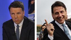Nello scontro tra Renzi e Conte gli italiani stanno con il