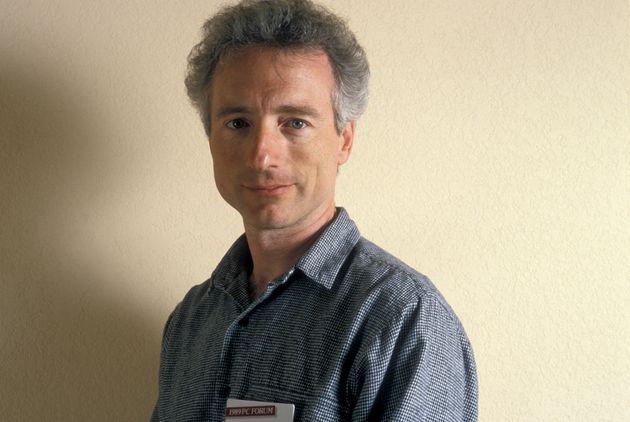 Larry Tesler, en 1989, cuando trabajaba para
