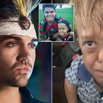 Mitch Tambo And NRL's Indigenous All Stars Support Young Bullying Victim Quaden
