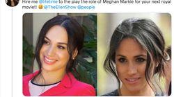 La azafata que se ha hecho famosa en todo el mundo por su parecido con Meghan Markle: ¿quién es