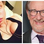 La figlia di Steven Spielberg vuole fare la porno star. E papà è