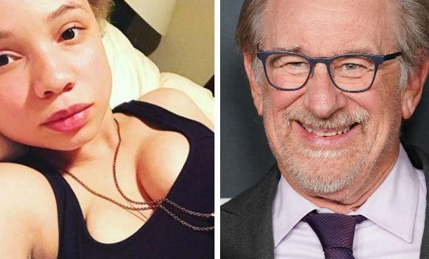 Mikaela Spielberg; Steven
