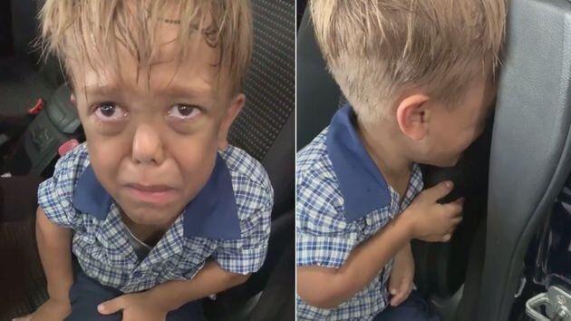 Βίντεο: 9χρονο αγόρι που πάσχει από νανισμό, κλαίει σπαρακτικά λόγω του bullying που δέχεται στο