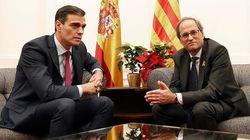 Sánchez acepta celebrar la primera reunión de la Mesa de Diálogo el próximo miércoles 26 de