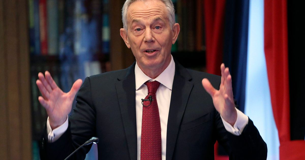 Tony Blair: Labour Party Will Die If 'Unrealistic' Membership Isn't Replaced
