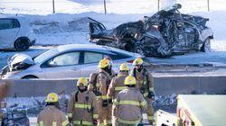 Καναδάς: Καραμπόλα 200 οχημάτων με 70 τραυματίες στο