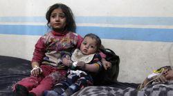 «Για τον Θεό. Νιώστε μας!», εκλιπαρούν οι Σύροι που πεθαίνουν από το κρύο και τις βόμβες - Αλλά η Ρωσία δεν