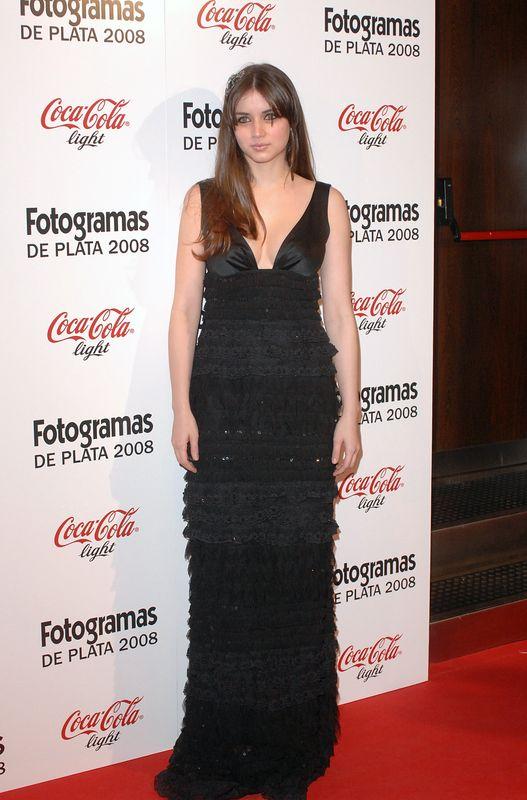En la fiesta de la revista 'Fotogramas' en marzo de 2009.