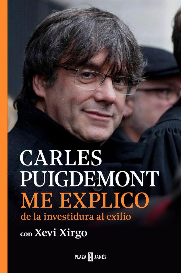 Puigdemont se apunta a la fiebre editorial del 'procés': 'Me