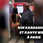 Quand Kim Kardashian et Kanye West se font un KFC à