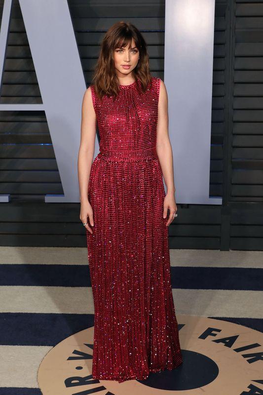 En la fiesta de los Oscar de la revista 'Vanity Fair' en marzo de 2018.