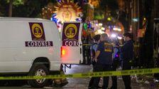 Γυναίκα Χτύπησε Και Σκότωσε Με Το Mardi Gras Επιπλεόντων Σωμάτων Κατά Τη Διάρκεια Της Παρέλασης