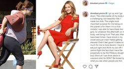 Il post di Drew Barrymore sulla maternità manifesto per tutte le donne: