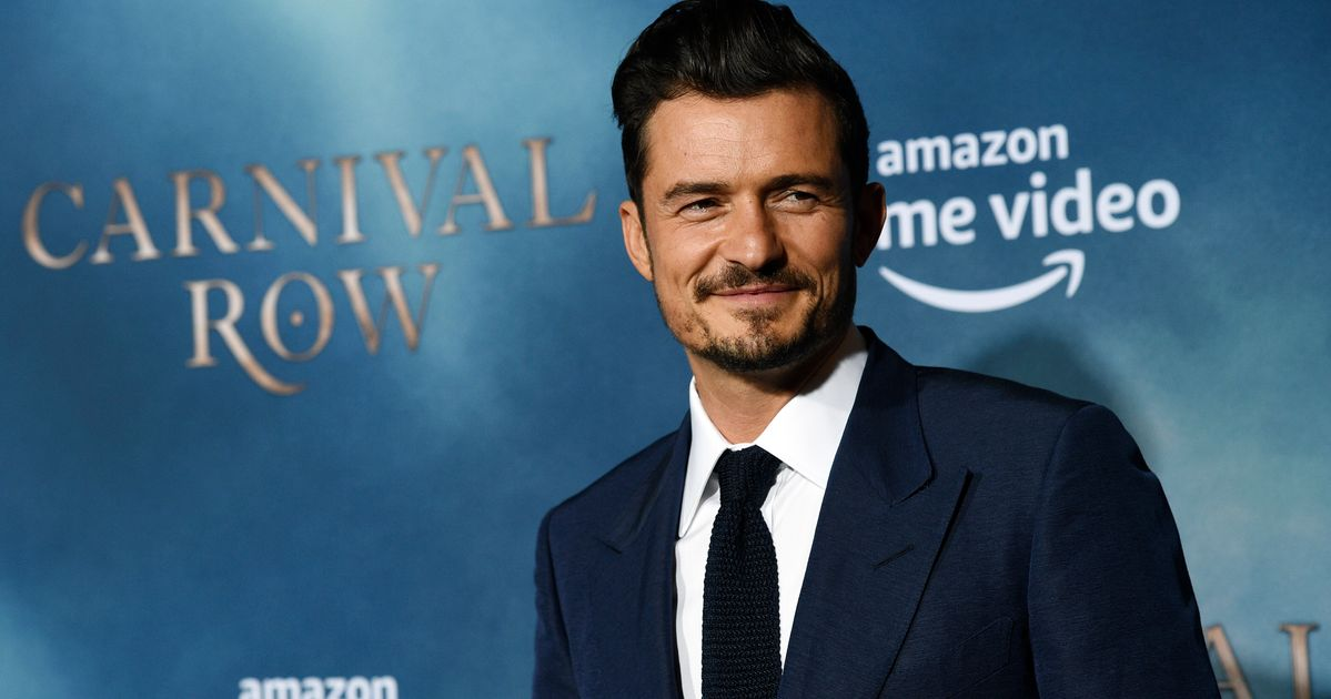 Orlando Bloom Debuts Corrected Tattoo As He Laughs Off Previous Blunder