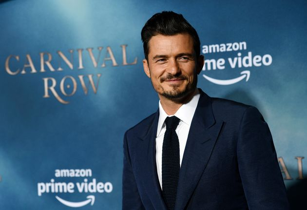 Orlando Bloom Debuts Corrected Tattoo As He Laughs Off Morse Code Blunder