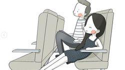 Tutti i vantaggi dell'essere 'bassi' nelle adorabili illustrazioni di Brisa