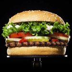Un Whopper moisi en vedette dans la pub de Burger
