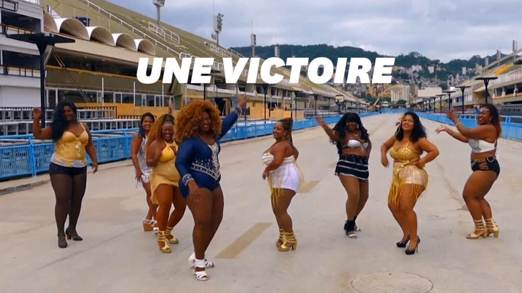 50 femmes grandes tailles défileront cette année au carnaval de Rio
