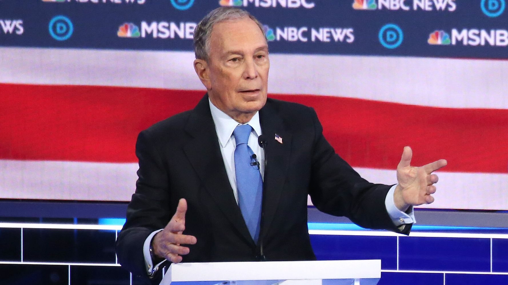 Michael Bloomberg Said NDAs Are 'For Everybody's Interests.' He's Dead Wrong.