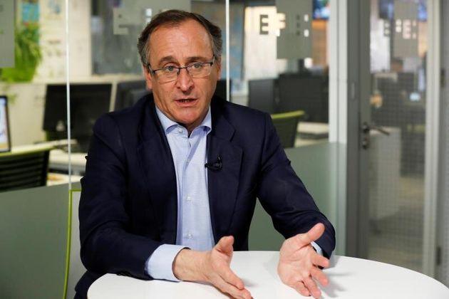 El candidato del PP en las elecciones vascas y exministro de Sanidad, Alfonso