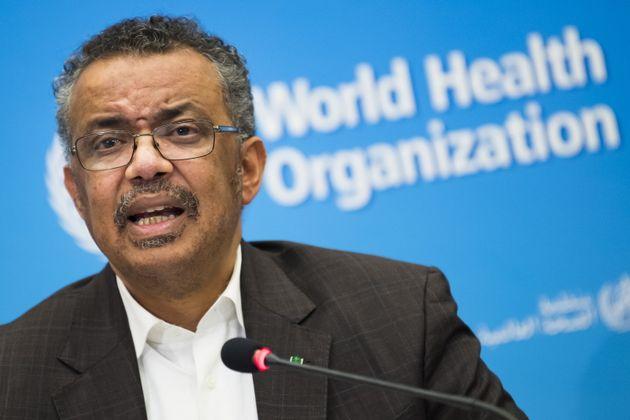 OMS se queja de insuficiente ayuda internacional a su plan contra el