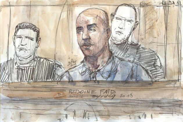 Redoine Faïd, l'un des détenus les plus surveillés de France, a entamé une...