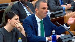 Ortega Smith interrumpe a Bildu y se monta un número en el Congreso: