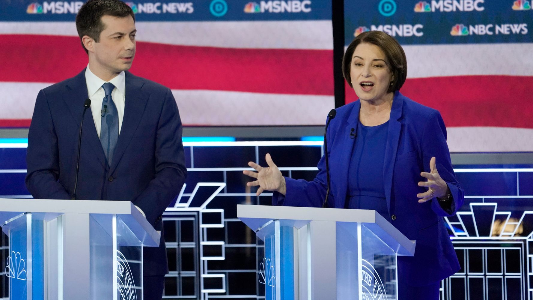 Klobuchar And Buttigieg's Debate Spat Was An Insult To Mexico