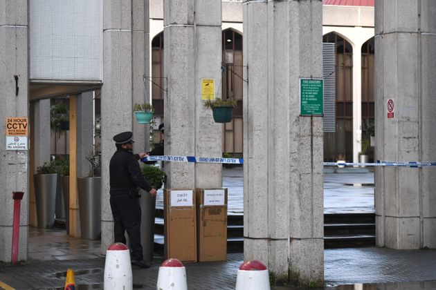 Regents Park Mosque Stabbing: Worshippers Tackled Knifeman In Attack