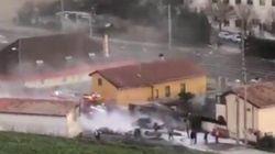 Muere el piloto de una avioneta tras estrellarse en Noáin