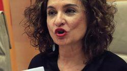 María Jesús Montero: