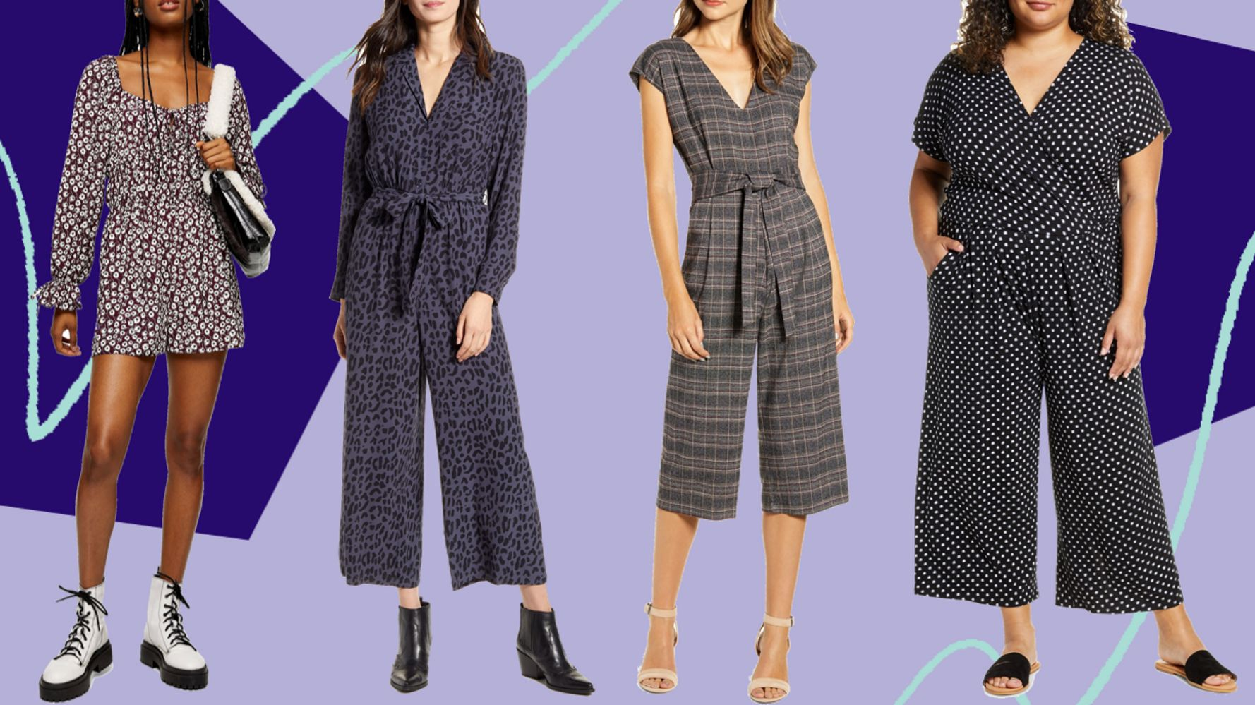 We Found Jumpsuits And Rompers To Wear On Repeat At The Nordstrom Winter Sale