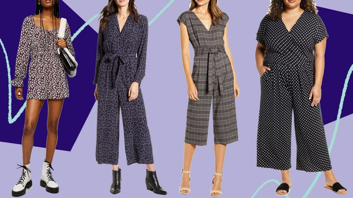 It's true: jumpsuits are the easier way to look effortless.